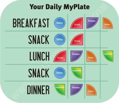 My Plate - Lessons - Tes Teach